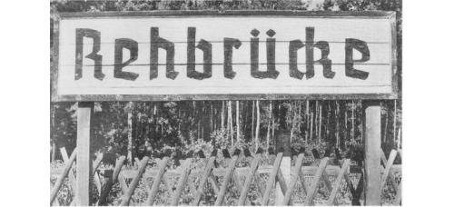 Bergholz-Rehbrücke und die Wetzlarer Bahn