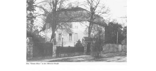Das Haus Breysig und seine Bewohner