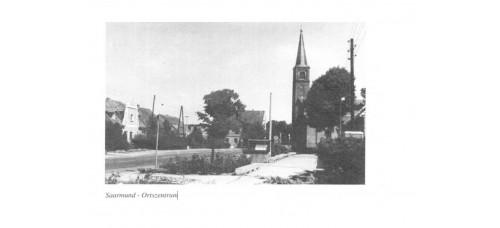 775 Jahre Saarmund  Von 1871 bis zur Gegenwart
