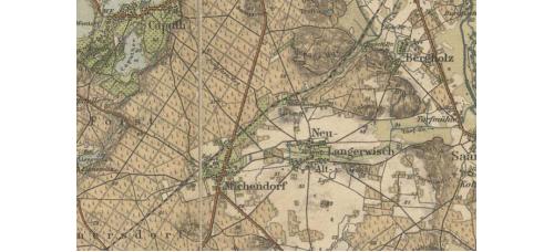 Torfgraben Saarmund