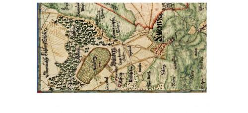 Weinanbau in Saarmund